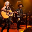 Emmylou Harris and Rodney Crowell ©KLRU photo by Scott Newton