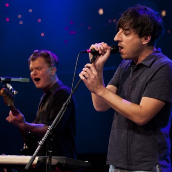 Grizzly Bear ©KLRU photo by Scott Newton