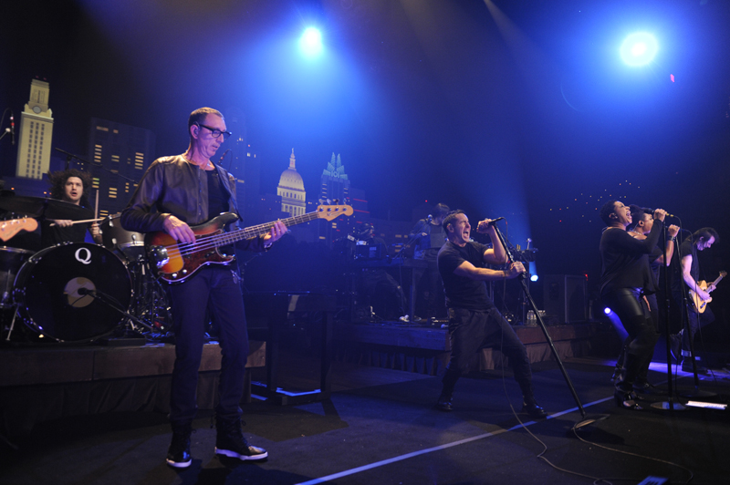 Nine Inch Nails exceeds expectations | Austin City Limits