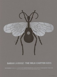 Sarha Jarosz and The Milk Carton Kids by Dirk Fowler