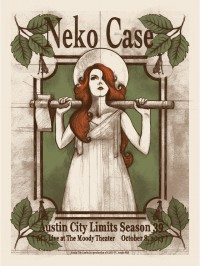 Neko Case by Farley Bookout (Empire Press)