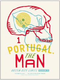 Portugal. The Man by Decoder Ring