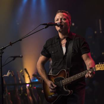 Jason Isbell on Austin City Limits ©️KLRU photo by Scott Newton