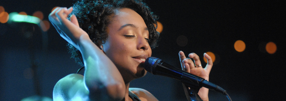 Corinne Bailey Rae © KLRU photo by Scott Newton
