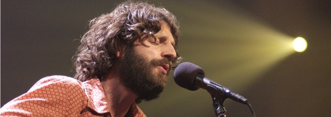 Ray LaMontagne ©KLRU photo by Scott Newton