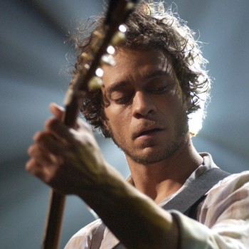 Amos Lee ©KLRU photo by Scott Newton