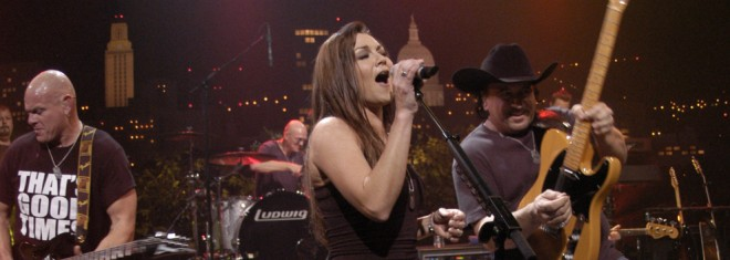 Gretchen Wilson ©KLRU photo by Scott Newton