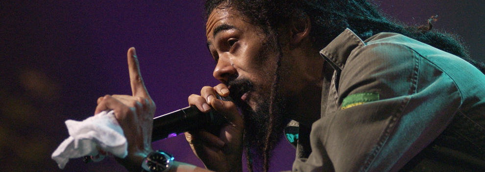 Damian Marley © KLRU photo by Scott Newton