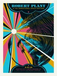 Robert Plant by John Vogl