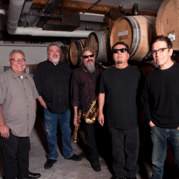 Los Lobos ©KLRU photo by Scott Newton