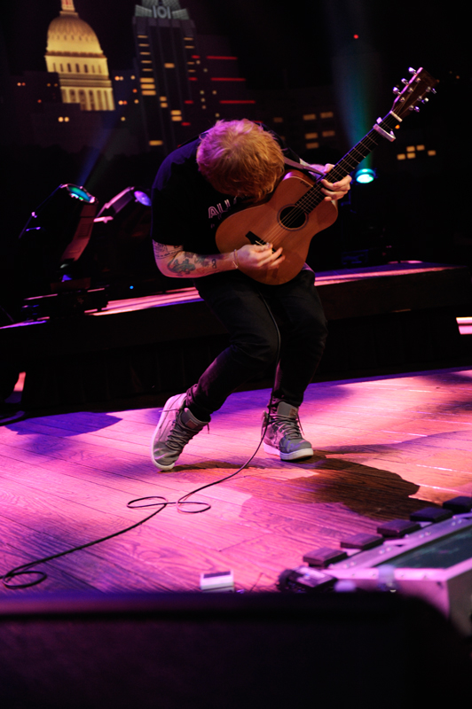 Ed Sheeran\'s incredible synergy with his ACL fans | Austin City Limits