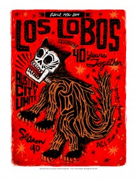 Los Lobos by Carlos Hernandez