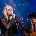 Emmylou Harris & Willie Nelson | Austin City Limits Celebrates 40 Years ©KLRU photo by Scott Newton