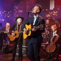 Willie Nelson & Lyle Lovett | Austin City Limits Celebrates 40 Years ©KLRU photo by Scott Newton