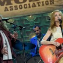 Robert Plant & Patty Griffin - Getty Images for the Americana Music Association