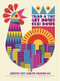 Thao & the Get Down Stay Down by Dan Stiles