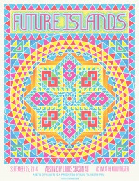 Future Islands by Kyle Carter