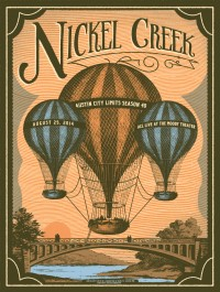 Nickel Creek by Justin Helton
