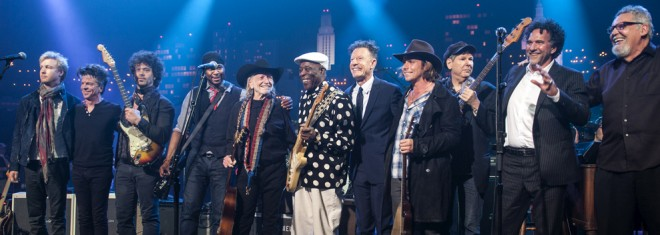 ACL Hall of Fame 2014 Finale ©KLRU photo by Scott Newton