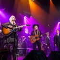 Emmylou Harris, Willie Nelson & Lyle Lovett | ACL Hall of Fame 2014 ©KLRU photo by Scott Newton