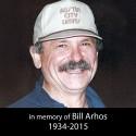 Bill Arhos 1934-2015