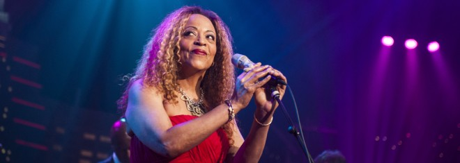 Cassandra Wilson ©KLRU photo by Scott Newton
