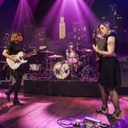 Sleater-Kinney ©KLRU photo by Scott Newton