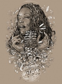 Cassandra Wilson by Zach Landrum