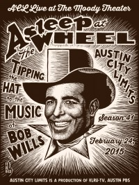 Asleep at the Wheel poster by Federico Archuleta