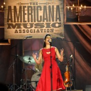 Rhiannon Giddens. Photo by Rick Diamond/Getty Images for Americana Music