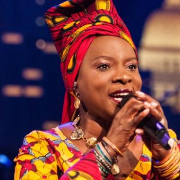 Angelique Kidjo ©KLRU photo by Scott Newton
