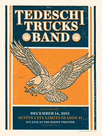 Tedeschi Trucks Band by Erick Montes