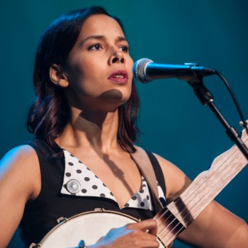 Rhiannon Giddens ©KLRU photo by Scott Newton
