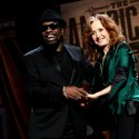 William Bell & Bonnie Raitt. Americana Honors & Awards 2016. Photo by Terry Wyatt/Getty Images for Americana Music.