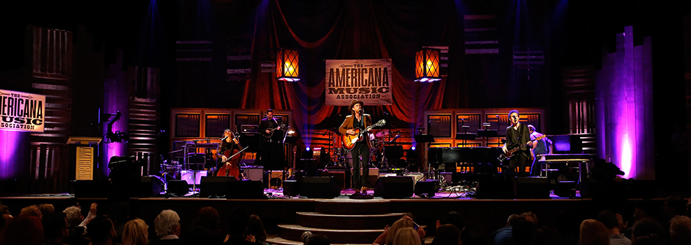 The Lumineers. Americana Honors & Awards 2016. Photo by Terry Wyatt/Getty Images for Americana Music.