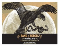 Band of Horses by Pete Cardoso