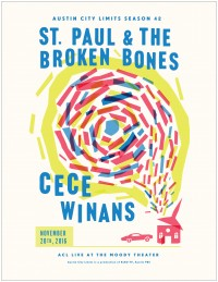 CeCe Winans / St. Paul & The Broken Bones by Courtney Ewan