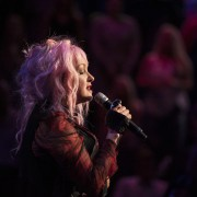Cyndi Lauper ©KLRU photo by Scott Newton