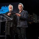 2016 ACL Hall of Fame New Year's Eve | Kris Kristofferson & Rodney Crowell ©KLRU photo by Scott Newton