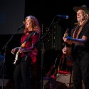 2016 ACL Hall of Fame New Year's Eve | Bonnie Raitt & Willie Nelson ©KLRU photo by Scott Newton