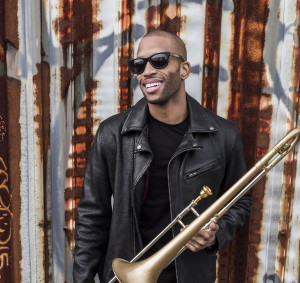 Trombone Shorty by Matthieu Bitton