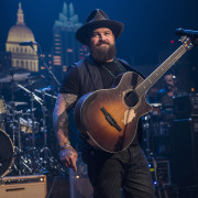 Zac Brown Band ©️KLRU photo by Scott Newton