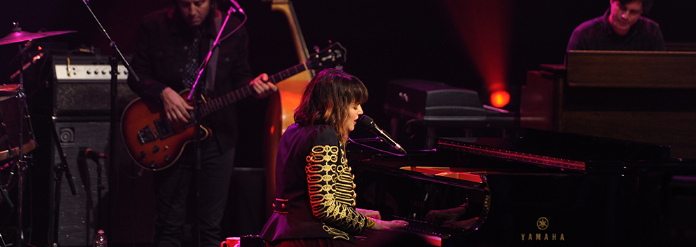 Norah Jones ©️KLRU photo by Scott Newton