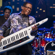 Herbie Hancock on Austin City Limits ©️KLRU photo by Scott Newton