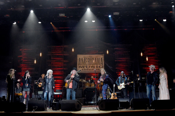 Americana Music Festival 2017 finale. Photo by Rick Diamond/Getty Images.