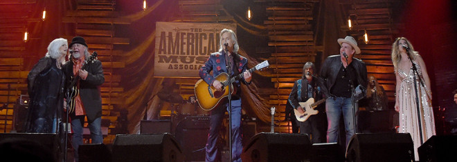 ACL Presents: Americana Music Festival 2017 | Finale | Photo by Rick Diamond/Getty Images for Americana Music