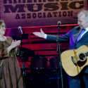 ACL Presents: Americana Music Festival 2017 | Iris Dement & John Prine | Photo by Rick Diamond/Getty Images for Americana Music