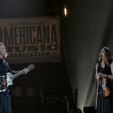 ACL Presents: Americana Music Festival 2017 | Jason Isbell & Amanda Shires | Photo by Rick Diamond/Getty Images for Americana Music