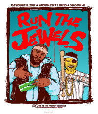 Run the Jewels by Jermaine Rogers