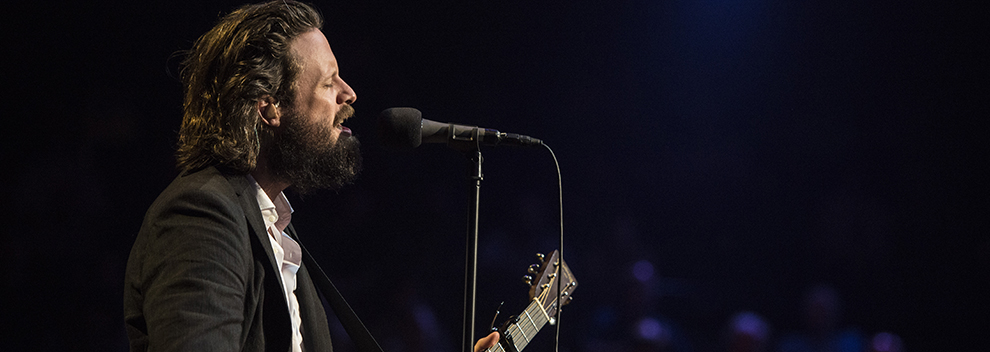 Father John Misty on Austin City Limits ©️KLRU photo by Scott Newton